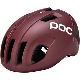 POC Ventral Spin Kask rowerowy, propylene red matt